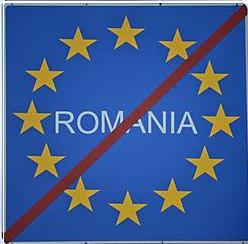 romania nu in UE